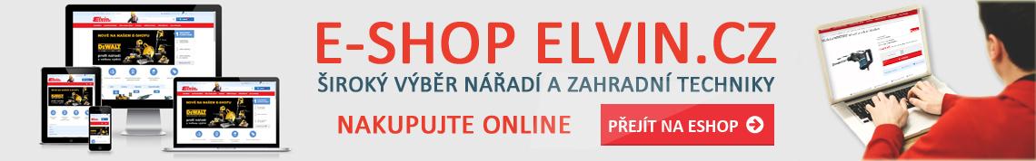 Přejít na e-shop ELVIN.CZ