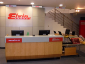 Interiér prodejny ELVIN