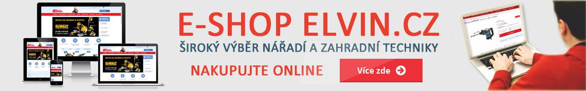 Internetový obchod ELVIN.CZ