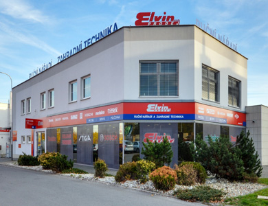 Prodejna ELVIN Ostrava - Martinov
